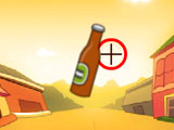"Game""Bottle Shooting"""