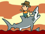 "Game""Shark Rodeo"""