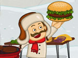 "Game ""Mad Burger 2"""