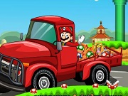 "Game""Mario Gifts Truck"""
