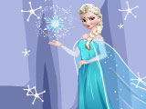 "Game""Frozen Snow Queen"""