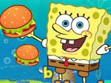 "Игра""Spongebob Cannon Hamburger"""