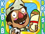"Game""Brazil 2014 Kebab Cart"""
