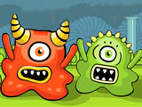 "Game""Cut The Monster 2"""