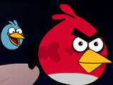 "Game""Angry Birds Run in Space"""
