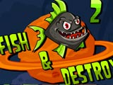 "Game""Fish and Destroy 2"""