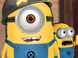 "Game""Minions Become Fireman"""