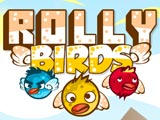 "Game""Rolly Birds"""