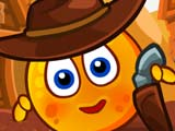 "Game""Cover Orange Wild West"""