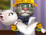 "Game""Tom Become Fireman 2"""