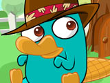 "Game ""Care Baby Platypus"""