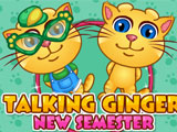 "Game""Talking Ginger New Semester"""