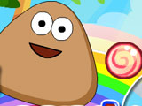 "Игра""Pou Like Candy"""