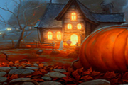 "Игра""Hidden Numbers - Halloween 2014"""