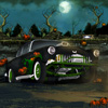 "Game""Halloween Graveyard Racing"""