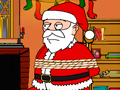 "Game""Tied Santa Escape"""