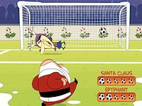 "Game""Xmas Penalties"""