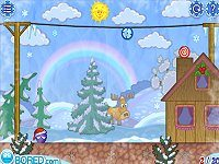 "Game""Catch The Candy Xmas"""