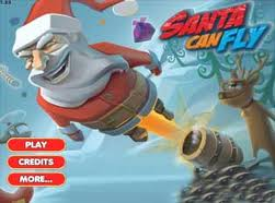 "Game""Santa Can Fly"""