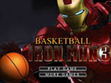 "Game ""Iron Man Basketball"""