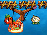 "Game""Vegetables vs Monsters"""