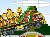 "Game""Lego Truck Transport"""