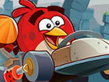 "Игра""Angry Birds Cross Country"""