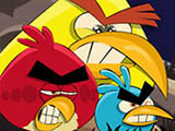 "Game""Angry Birds War Of Pumpkin"""