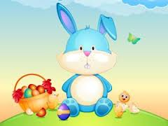 "Game""Easter Bunny Differences"""