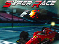 "Game""Super F1 Race"""