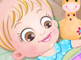 "Game""Baby Hazel Puzzle Book 01"""