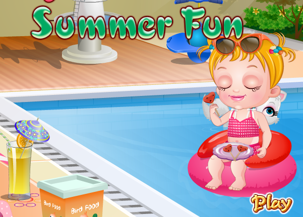 "Игра""Baby Hazel Summer Fun"""
