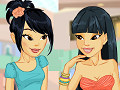 "Game ""Sisters Shopping"""