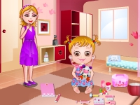 "Game""Baby Hazel Doctor Play"""
