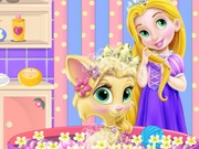 "Game""Baby Rapunzel Kitty Fun"""