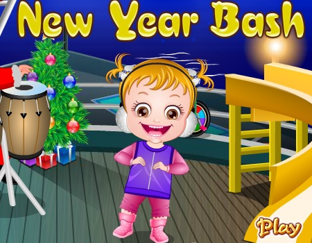 "Game""Baby Hazel NewYear Bash"""