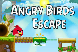"Game""Angry Birds Escape"""