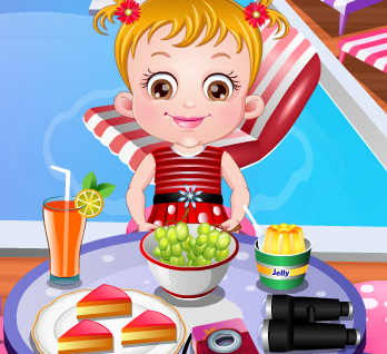 "Game""Baby Hazel Lighthouse Adventure"""
