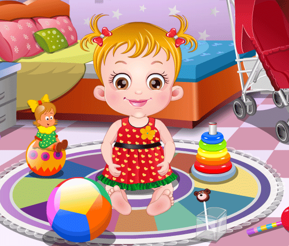"Game""Baby Hazel Dental Care"""