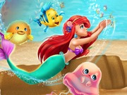 "Game""Ariel Ocean Swimming"""