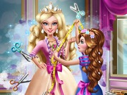 "Game""Barbie Princess Tailor"""