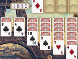 "Game""Paris Solitaire"""