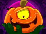 "Game""Pumpkin Head Jump"""