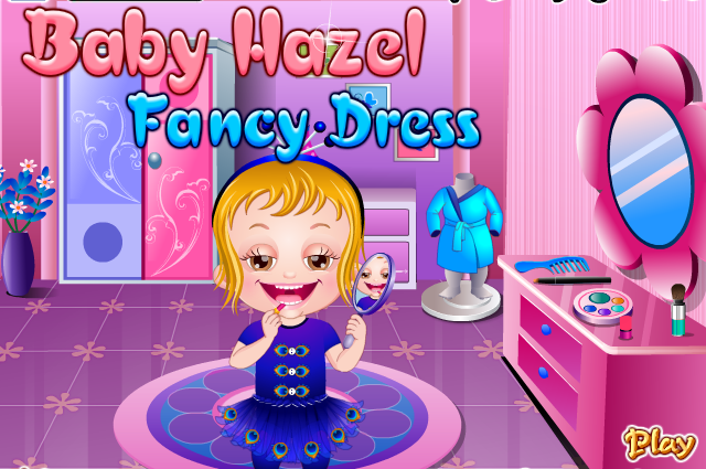 "Game""Baby Hazel Fancy Dress"""