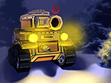 "Game ""Winter Tank Adventure"""