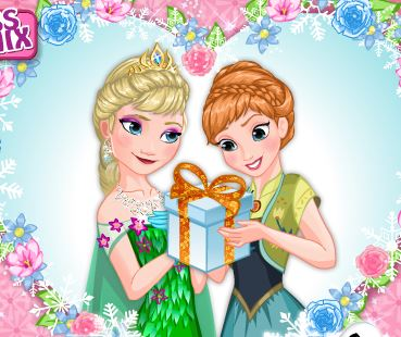 "Game""Frozen Fever"""