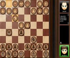 "Игра""Chess Demons"""