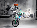"Game""Winter BMX Mania"""