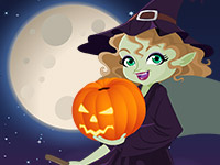 "Game""Halloween Surprise Party"""