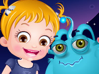 "Game""Baby Hazel Alien Friend"""